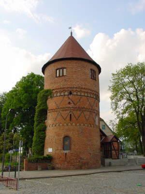 Amtsturm Lübz